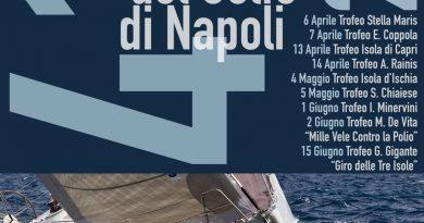 PREMIAZIONE – 41° Campionato Primaverile del Golfo di Napoli – LNI sez. di Napoli