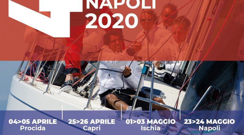 42° Campionato Primaverile Vela D'altura del Golfo di Napoli – 2020