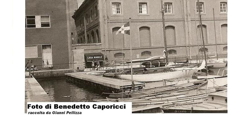 LNI Napoli negli anni '70